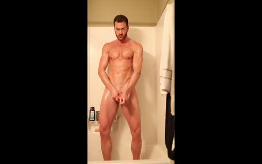 Shower stud