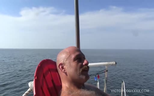 Victory Cody Offshore GangBang pt 2