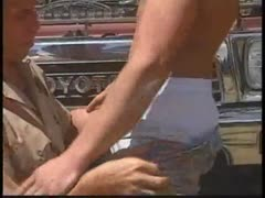 Young hunk fucked - vintage