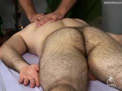 Hairy Rub Down