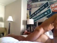 Fucking cam on bed...