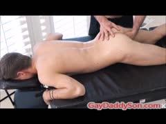 Massage and Fuck