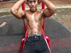 twink nipple torture Male