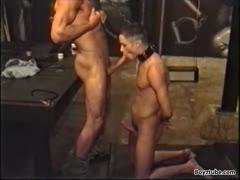 Twink bondaged