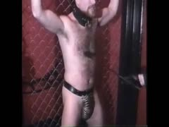 PUNISHING BONDAGE BOY