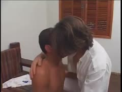 Brazilian Doctor and Patient