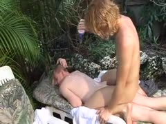 outdoor big cock anal