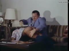 quick dad spanking