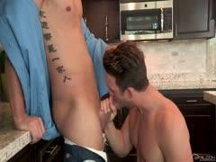 Service Me - Sc1 - JJ Knight + Casey Jacks