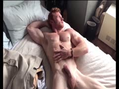 naked ginger stud