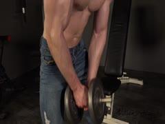 Hot muscle boy - Niko Akin