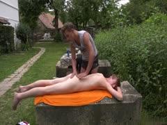 masage nature