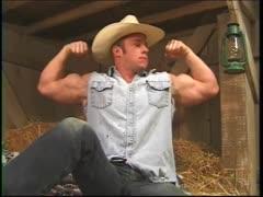 Mark Dalton - Ranch Hand muscle scene