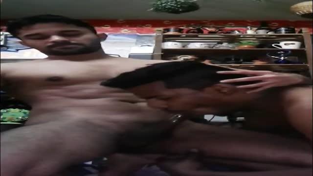 Indian gay blowjob