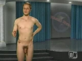 NAKED NEWS MALE EDITION _NEWSCAST