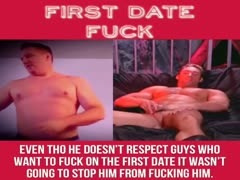 First Date Fuck